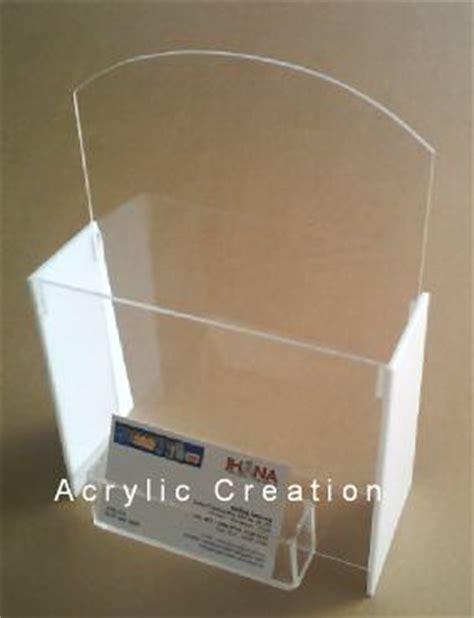 Acrylic Lembaran Tangerang tempat brosur tb 16 acrylic akrilik acrylic display