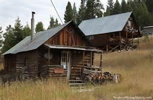 cabins granite