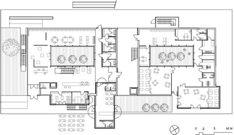 cultural center floor plan new cultural center in ranica italy by dap studio paola