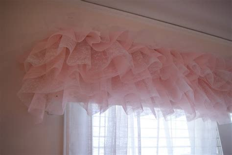 tutu valance valance ideas for a girl s room dreaming of june