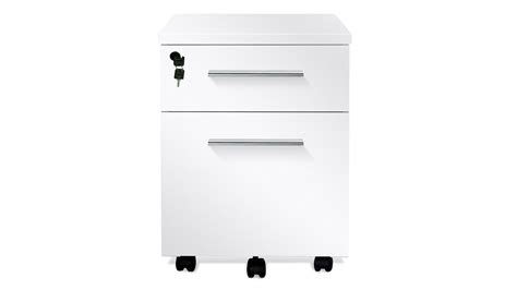 white desk with file cabinet white file cabinet white two file cabinet white