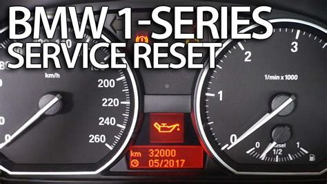 Bmw Serie 1 E81 Probleme by Bmw 1 Series Service Reset E81 E82 E87 E88 Mr Fix Info