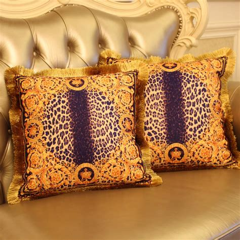 Luxury Sofa Pillows Cushion Pillow Cover Big Luxury European Style Decorative Pillows Sofa Car Coverscapa De