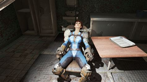 Fallout 4 Vault 95 Detox Chair by Fallout 4 Nexus Mods And Community