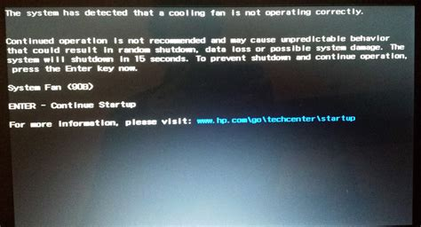 hp laptop fan not working how to fix hp laptop overheating shutdown problem