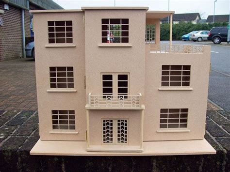art deco dolls house art deco dolls house dolls houses dolls house kits 1
