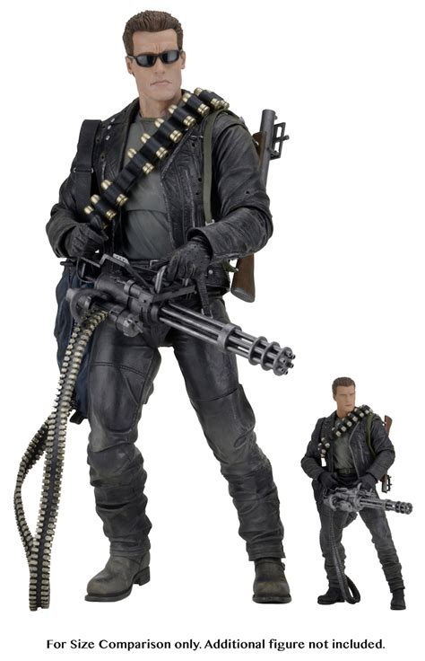 terminator 2 judgment day neca t 800 1 4 scale