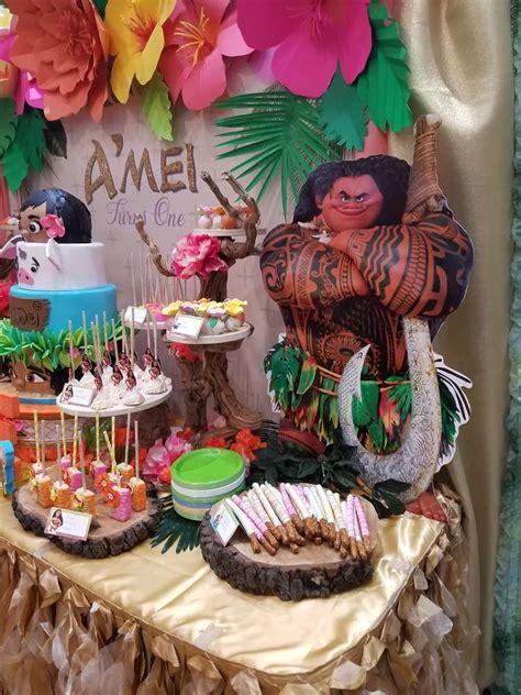 party themes hawaiian moana hawaiian luau birthday party ideas hawaiian luau