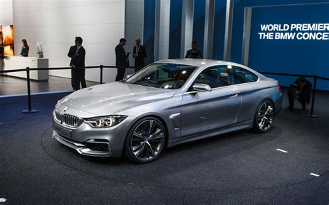 2014 Bmw Coupe by Bmw 4 Series Coupe Concept Look Photo Gallery