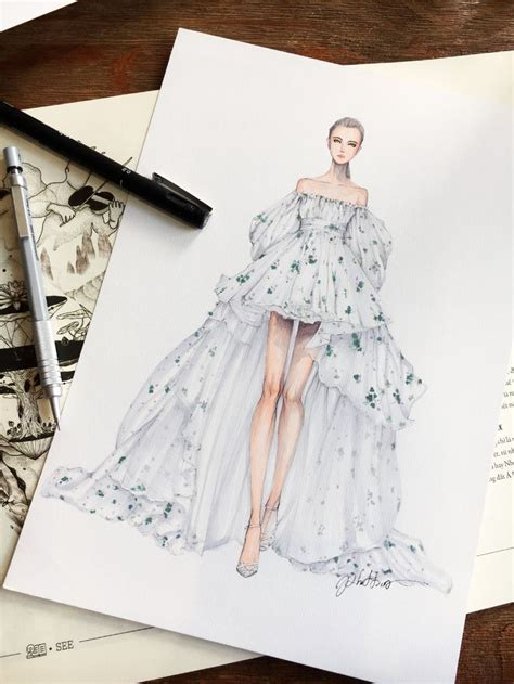 fashion design best 25 fashion design drawings ideas on