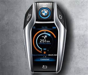 Bmw Smart Key Bmw I8 Key Fob Concept Is Pretty Futuristic Ubergizmo