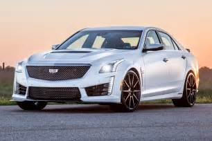 Cadillac Cts V 2016 Cadillac Cts V Hennessey Performance
