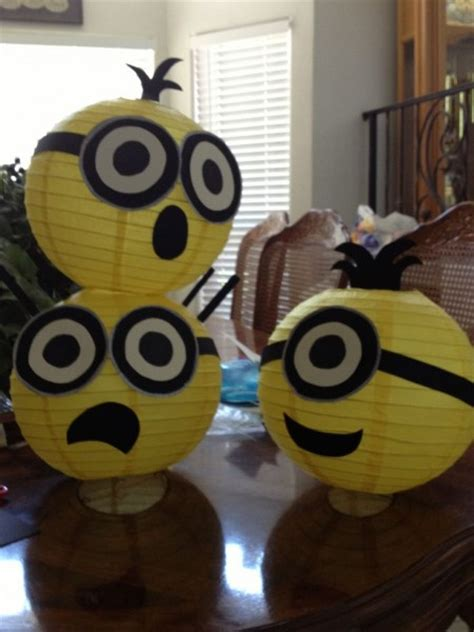 Minions Decorations Ideas by Minion Despicable Me Birthday Ideas Pink Lover