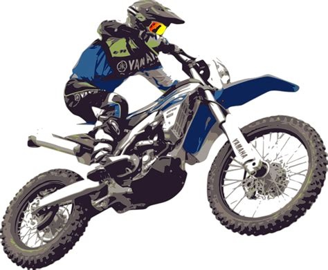 motocross bike free motocross motorcycle bike 183 free vector graphic on pixabay