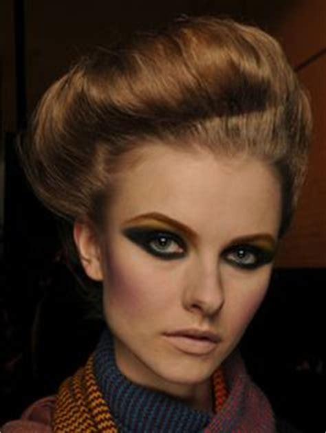 Model Makeup Runway Makeup Looks And Tips Marie Claire | multicultural fashion show on pinterest runway makeup