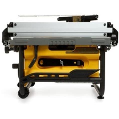 Portable Dewalt Dw745 Vs Stationary Table Saws The