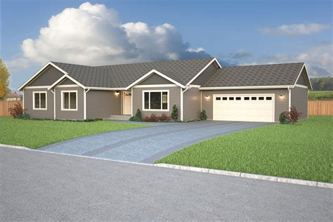 briarcliff home plan true built home pacific northwest