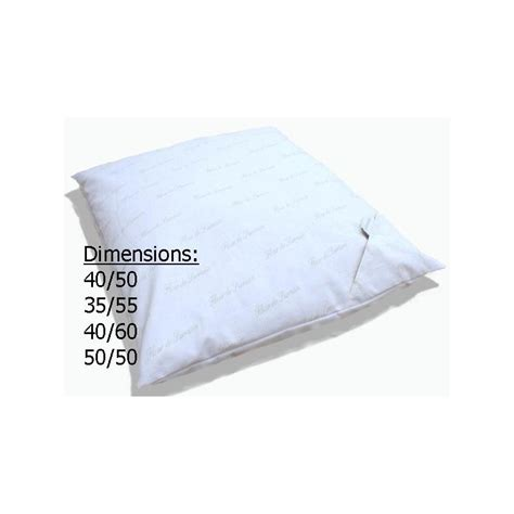 oreillers bio oreiller moyen
