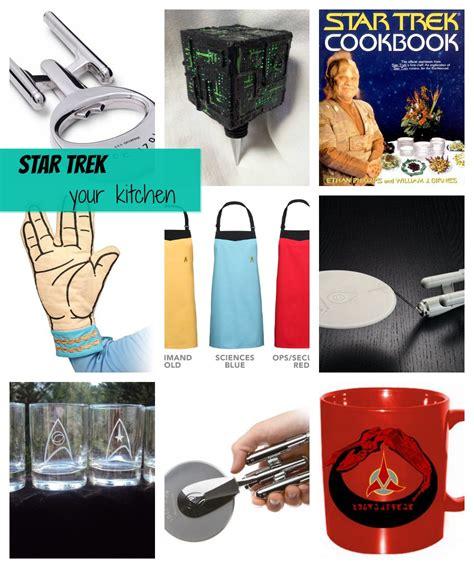nerd home decor 17 ways to star trek your kitchen our nerd home