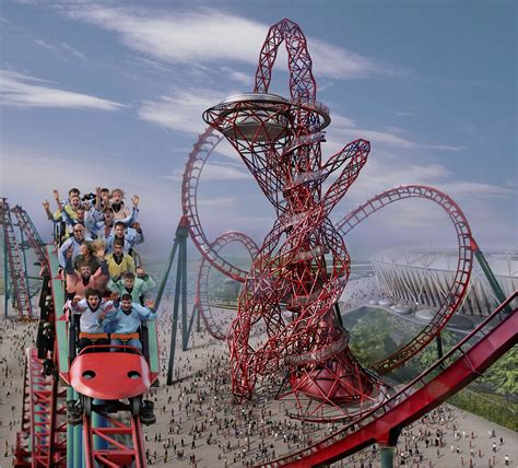 theme park with most roller coasters olympic roller coaster go back gt gallery for gt the most