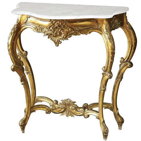 Gold Console Table Versailles Gold Console Table Small Bedroom Company
