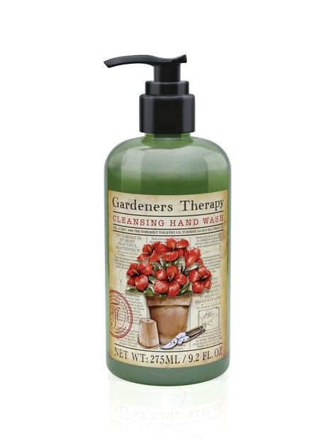 Gardeners Therapy cleansing wash gardeners therapy essential oils