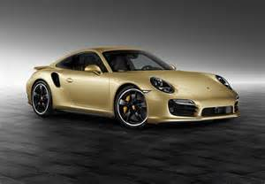 Fotogallery Porsche Exclusive 911 Turbo Lime Gold