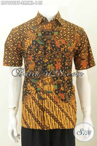 Hem Batik Keren by Jual Hem Batik Keren Dan Elegan Produk Baju Batik