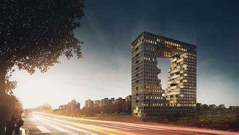 vandad ecologic towers  emsys dg challenge studio
