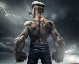 Popeye Movie by Popeye The Sailor Man Comes Out In A 3d Movie