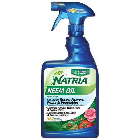 Garden Safe Neem by Bayer Advanced 24 Oz Ready To Use Natria Neem 706250b