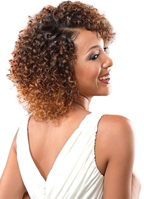 short cut jerri curl bobbi boss indinatural persian remi 100 human hair jerry
