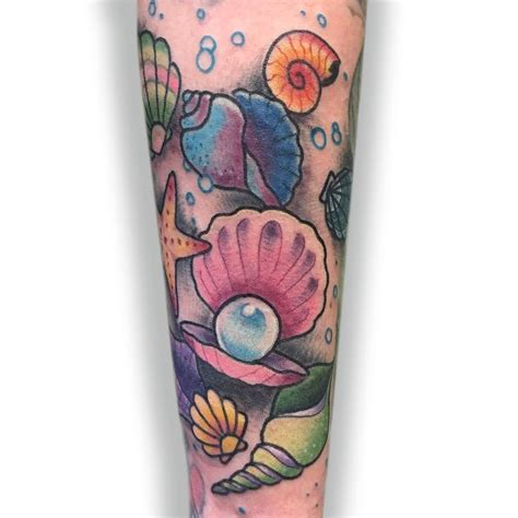 under the sea tattoos 25 trending sea sleeve ideas on