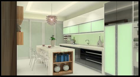 dry and wet kitchen miss karen by made in kitchen design