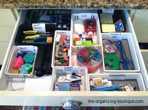 home office desk supplies storage ideas home office ideas organize your office no matter where it is