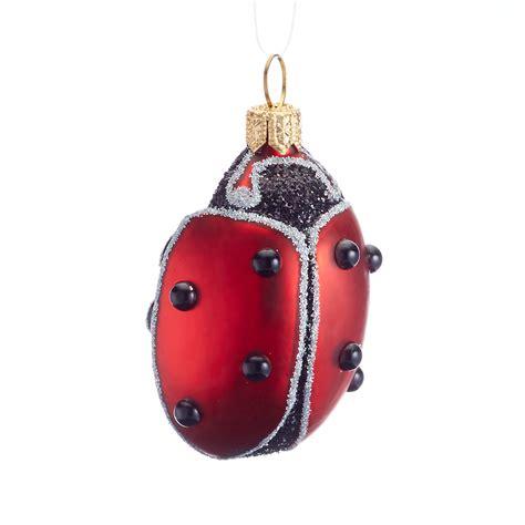 ladybug christmas ornament gump s