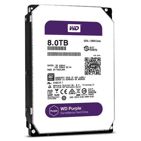 Wd Purple 8 Tb Hardisk Wd 8tb Purple 5400 Rpm Sata Iii 3 5 Quot Hdd Wd80puzx