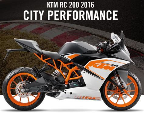 Ktm India Website 2016 Ktm Rc 200 With Abs Listed On The Official Website
