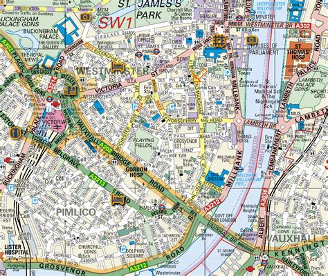 map of westminster classes and courses in croydon selsdon and