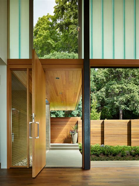 courtyard house deforest architects courtyard house contemporary entry seattle by