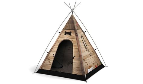teepee dog house fieldcandy little cers in the dog house tent childrens teepee