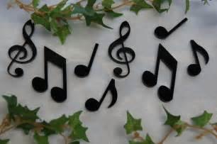 dekoration musik notenschl 252 ssel violinschl 252 ssel tischdeko dekoration musik