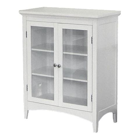 target white bathroom cabinet elegant home fashions madison avenue 2 door floo target