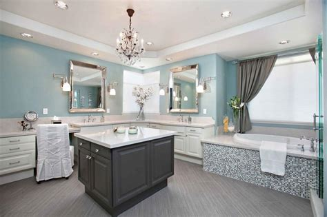 Bathroom Renovation Island Master Bathrooms Hgtv