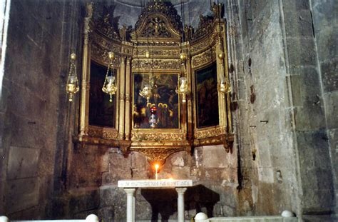 the holy church of sepulchre