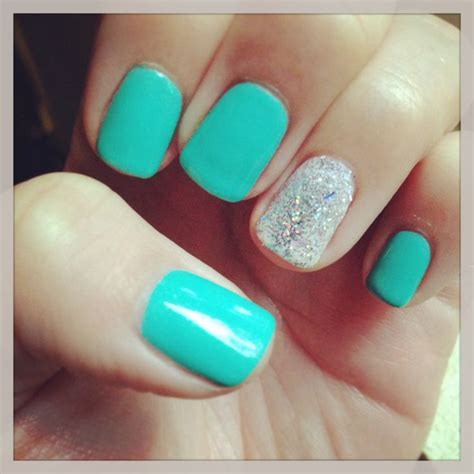 tiffany blue office on pinterest pedicure salon ideas nails tiffany blue gel shellac beautiful creative nails
