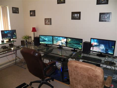 my gaming room no one is more prepared to play diablo iii than this