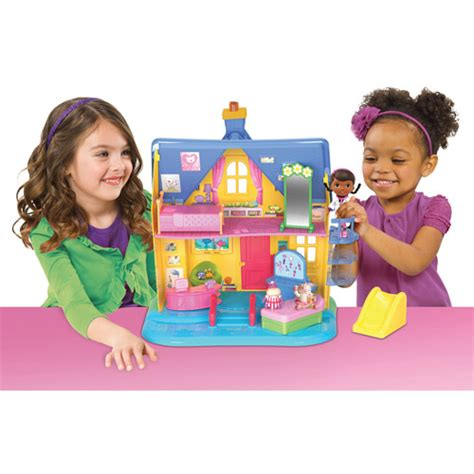 doc mcstuffins playhouse walmart