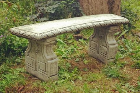 stone garden benches uk florentine stone bench