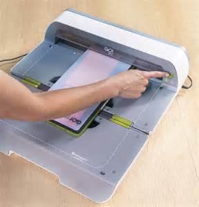 accuquilt go big electric fabric cutter 55500